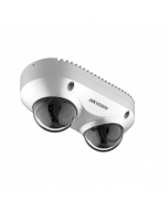 16MP (2x8MP) DS-2CD6D82G0-IHS Hikvision 2.8mm Dual-Directional IP Camera with 2 Microphones