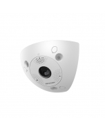 3MP DS-2CD6W32FWD-IVS 2mm 135° Ultra-Wide Panoramic IP Camera with Mic & Speaker