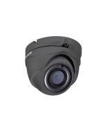 5MP DS-2CE56H0T-ITME/G Hikvision 2.8mm 85.5° PoC Turbo HD Dome Camera 20m IR GREY