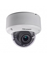 5MP DS-2CE56H0T-VPIT3ZE Hikvision 2.7~13.5mm Motorized Lens PoC Vandal Dome Camera 40m IR