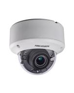 5MP DS-2CE56H0T-VPIT3ZE Hikvision 2.7-13mm 96°~29° Motorized VF PoC Vandal Dome Camera 40m IR
