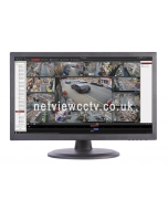 "22"" Hikvision DS-D5022QE-B LED CCTV FHD Monitor"