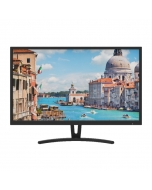 "Hikvision DS-D5032FC-A 32"" DVI/VGA/HDMI/BNC/USB 178° FHD LED Monitor Audio Input & Speaker"