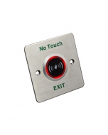 Hikvision DS-K7P03 No Touch Aluminum Panel Exit & Emergency Button