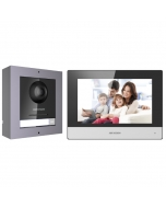 "2MP DS-KIS602 Hikvision IP Video Intercom Kit with 7"" Touchscreen"