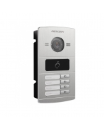 Hikvision, DS-KV8402-IM, Intercom, Outdoor Station, Metal, 4 Button