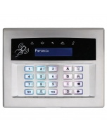 Pyronix EURO-LCDPZ/SCHROME Euro Satin Chrome LCD Prox Keypad