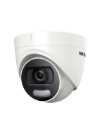 5MP Hikvision ColorVu DS-2CE72HFT-F 3.6mm 80.1° Full Time Colour Turret Camera