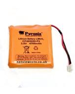 Pyronix BATT-RKP1 Battery 3v Lithium for Wireless Keypad LEDRKP-WE & LEDRKP/WHITE-WE