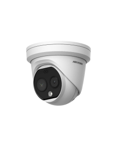 DS-2TD1217B-3/PA Hikvision 3mm Temperature Scanning Thermal Turret Camera