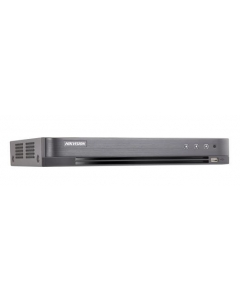 16CH DS-7216UHI-K2(S) Hikvision 8MP Audio-Over-Coax (AoC) DVR