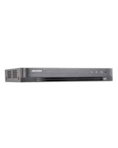 4CH DS-7204HUHI-K1(S) Hikvision 5MP AoC Audio-Over-Coax DVR
