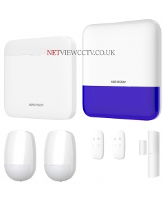 AXPro-L Bundle1 Wireless Alarm 64-Zone Hub with WiFi LAN & GPRS