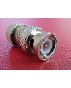 Screw on BNC Connectors  for RG59 Coax universal conector