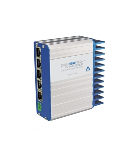 Veracity VCS-4P1-MOB CAMSWITCH 4 Mobile 4+1 Port Low Voltage 802.3at Switch