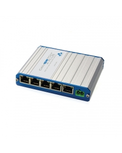 Veracity VCS-4P1 CAMSWITCH 4 Plus 4+1 Port 802.3at POE Network Switch