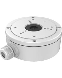 Hikvision DS-1280ZJ-S 137mm Junction Box WHITE