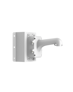 DS-1604ZJ-BOX-CORNER Hikvision PTZ Corner Mount with LARGE Hinged Junction Box