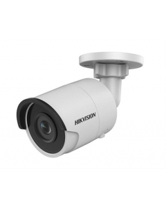 8MP DS-2CD2085FWD-I Hikvision 6mm 50° 20fps IP Mini Bullet Camera