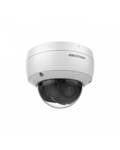 4MP DS-2CD2146G2-ISU Hikvision AcuSense 4mm 83° Face Capture IP Dome Camera with Microphone