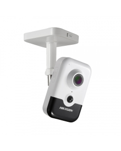 6MP DS-2CD2463G0-IW Hikvision 2.8mm 97° IP Cube Camera with Mic Speaker WiFi & PIR