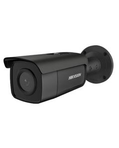 8MP DS-2CD2T86G2-2I Hikvision AcuSense 4mm 87° IP Bullet Camera 50mIR Black