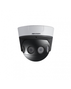 8MP DS-2CD6924F-IS Hikvision PanoVu Darkfighter 180° 4MM Panoramic Dome IP Camera