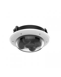 5MP DS-2CD6D54G1-IZS Hikvision PanoVu 2.8~8mm 360° Vari-Focal Panoramic Dome IP Camera