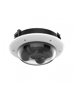 4x5MP DS-2CD6D54G1-ZS/RC Hikvision PanoVu 2.8~8mm Vari-Focal Panoramic Dome IP Camera