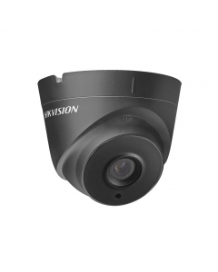 2MP DS-2CE56D8T-IT3E/G Hikvision 2.8mm 103° Darkfighter Turret Dome Camera 40m IR GREY