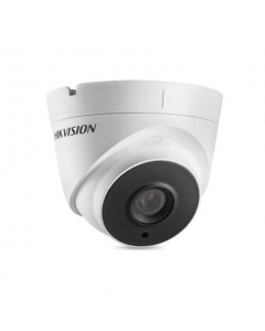 5MP DS-2CE56H0T-IT3E Hikvision 2.8mm 85.5° PoC Turbo HD Dome Camera 40m IR
