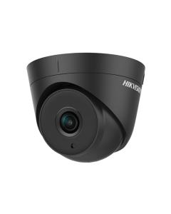 5MP DS-2CE56H0T-IT3E Hikvision 2.8mm 85.5° PoC Turbo HD Dome Camera 40m IR Black