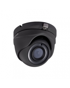 5MP DS-2CE56H0T-ITME Hikvision 2.8mm 85.5° PoC Turbo HD Dome Camera 20m IR Black