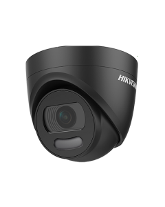 5MP Hikvision ColorVu DS-2CE72HFT-F28 BLACK 99.7° Full Time Colour Turret Camera