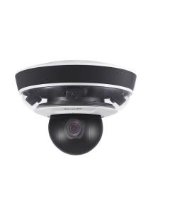 2MP DS-2PT5326IZ-DE Hikvision PanoVu 4MM 340° Panoramic Dome + PTZ IP Camera