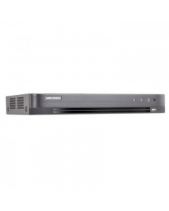 4 Channel DS-7204HUHI-K1/P Hikvision 5MP PoC HD DVR