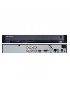 4CH DS-7204HQHI-K1(S) Hikvision 4MP AoC Audio-Over-Coax DVR