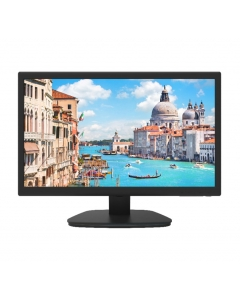 "22"" Hikvision DS-D5022FC LED FHD Monitor with BNC & Speaker"