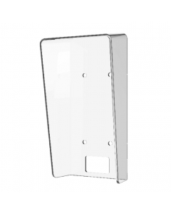 Hikvision DS-KABV6113-RS Protective Rain Shield for DS-KV6113-WPE1 Door Station