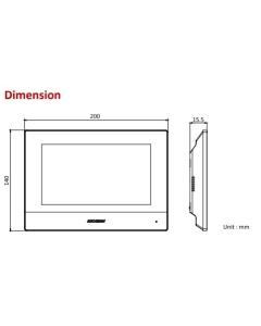 Hikvision DS-KC001 7