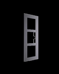 Hikvision DS-KD-ACF3 Flush Mount for 3 Module Door Station