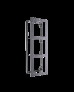 Hikvision DS-KD-ACW3 Surface Mount for 3 Module Door Station