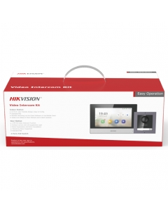 2MP DS-KIS602 Hikvision IP Video Intercom Kit with 7