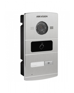 Hikvision DS-KV8102-IM Door Station Camera VoIP Intercom Metal IR 1-Button