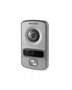 Hikvision Plastic Villa Door Station Video Intercom DS-KV8102-IP / DS-KV8102-VP