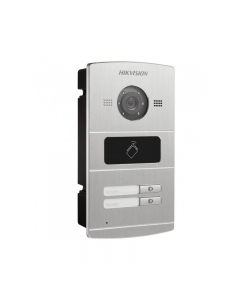 Hikvision DS-KV8202-IM Door Station Camera VoIP Intercom Metal IR 2-Button