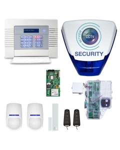 Pyronix ENF/KIT1-UK Enforcer Wireless Alarm Kit with Bellbox