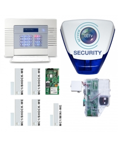 Pyronix ENF/KIT5-UK Enforcer Wireless Alarm Kit 5 Perimeter Protection