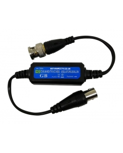 HD Ground Loop Isolator CVI TVI AHD & Turbo HD NV-JXGB106A