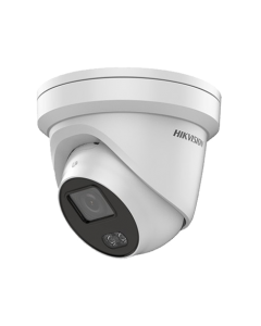 4MP DS-2CD2347G1-LU Hikvision ColorVu 4mm 94° Full Colour IP Turret Camera with Microphone